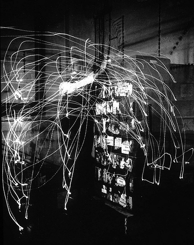 Light Painting History | Light Painting Photography