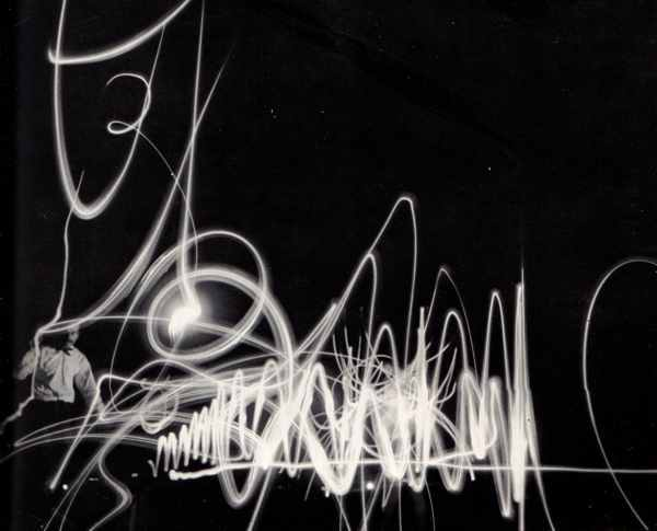 Light Painting by George Mathieu