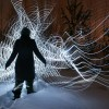 The Future Is Now by Light Painting Artist Janne Parianinen