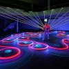 Super Natural Breakdancer by Light Artist LAPP-PRO