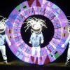 The Tackymen Circle Presentation by Light Painting Artist Jeremy Jackson