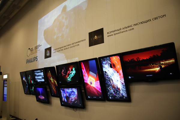 the light painting world exhibition a personal account by