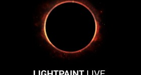 Light Paint Live Logo