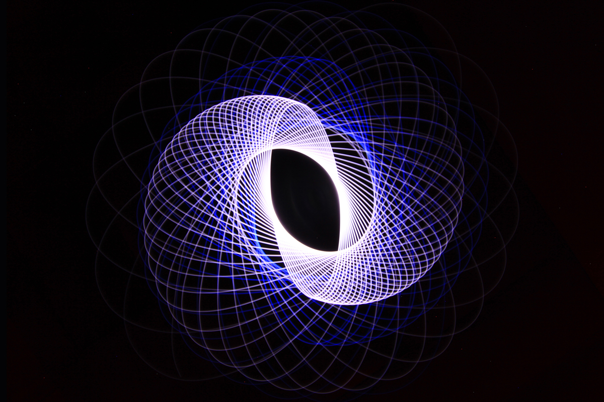 Light Painting Tutorial: Spirographs and Physiograms