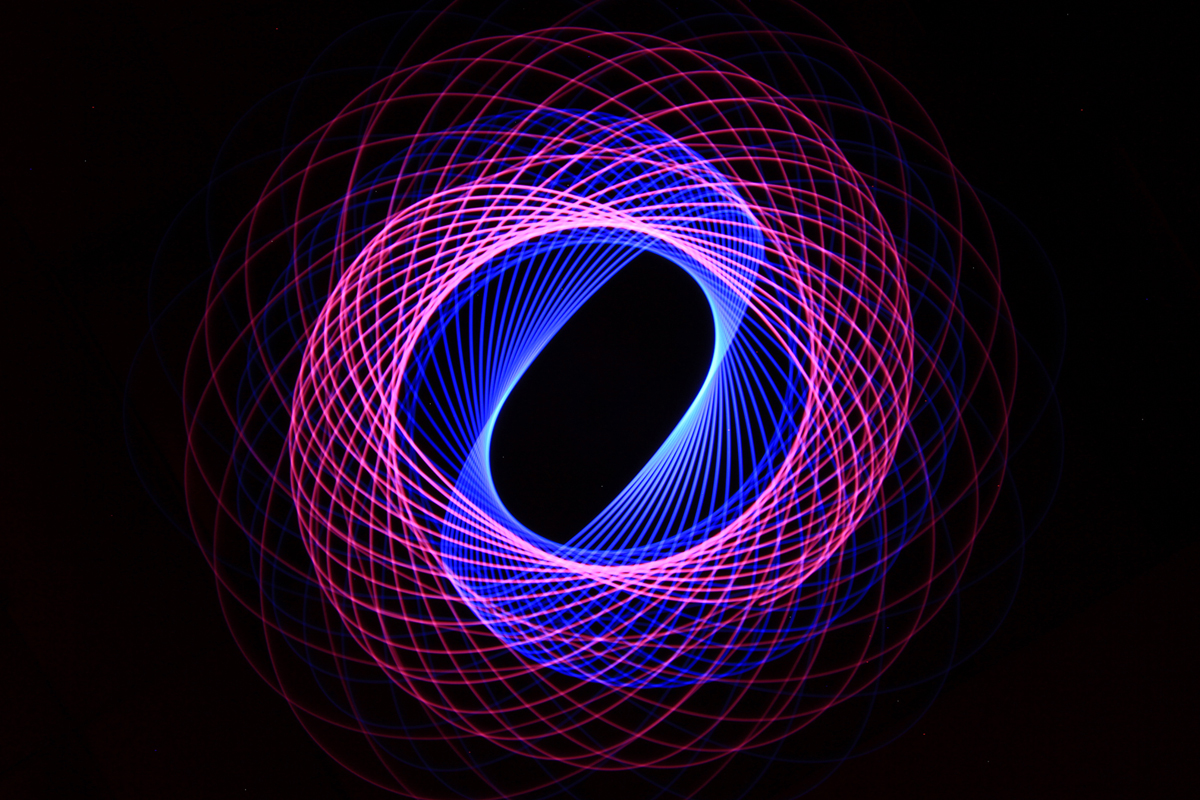 Tutorial: Spirographs and Physiograms  Light Painting Photography