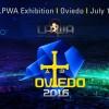 2nd International Light Art Congress in Oviedo Spain, Exhibiting Artist List.