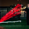 Light Painting Climate Change By Numbers