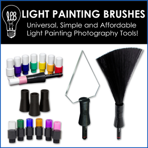 High Quality Light Painting Brushes Awesome Light Painting Tools. Photo Gallery