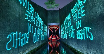 Light Painting Photography Contest Winner, October 2016