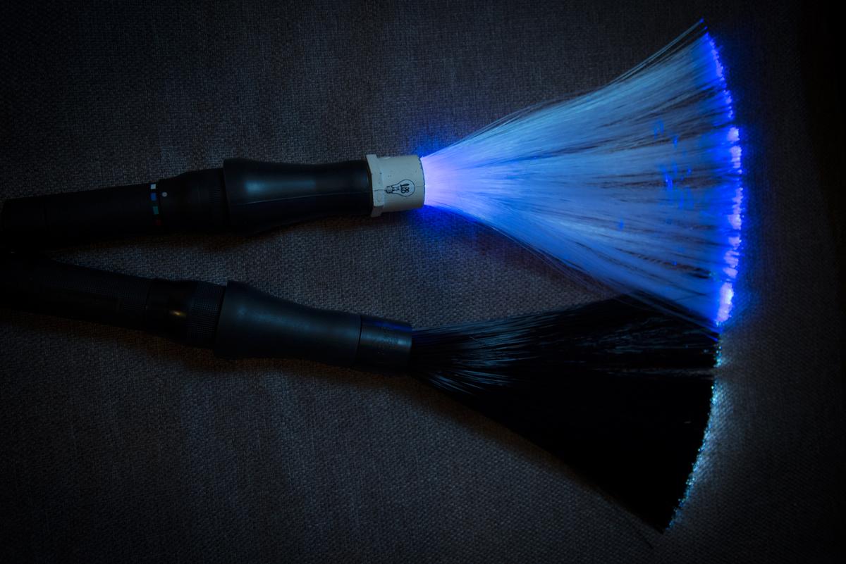 Can I Paint A Light Bulb Blue