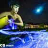 Light Painting at RGB Light Fest