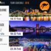 Light Painting World Alliance Australian Tour 2018
