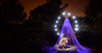 Light Painting Photography Contest Winner, November 2018