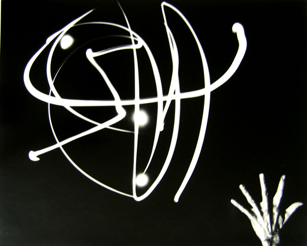 Light Painting by Barbara-Morgan-1940-Pure-Energy-and-Neurotic-Man