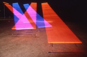 Light Painting Installation Work by Vicki DaSilva