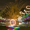 To the Tree and Back V7 by Light Painting Artist Jeremy Jackson