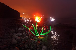 Light Painting by Michael Bosanko