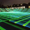 Light Painting Installation By Vicki DaSilva