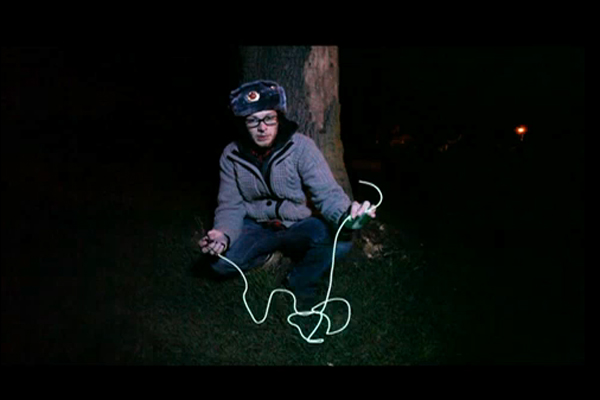 Light Painting Tutorial using El Wire