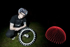 Light Painting Photography Dome Tutorial