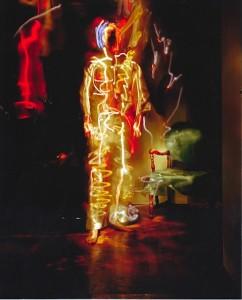 Light Painting Artist Pete Eckert