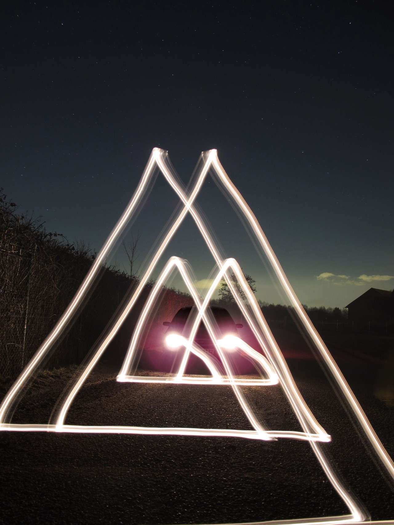 Tobias Richter Kinetic Light Painting Photography