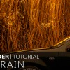 Light Painting Tutorial Fire Rain