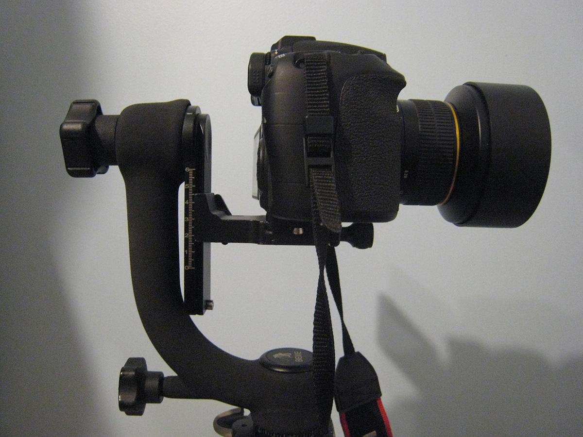 Camera Rotation Light Painting Tutorial