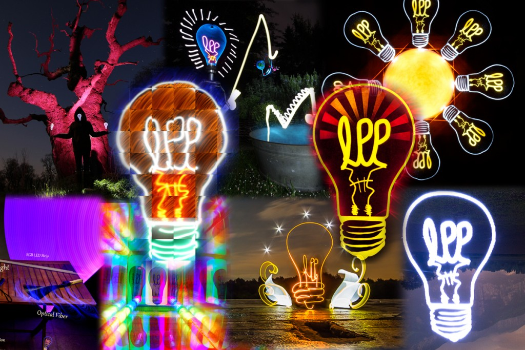 Light Painting Contest May 2016