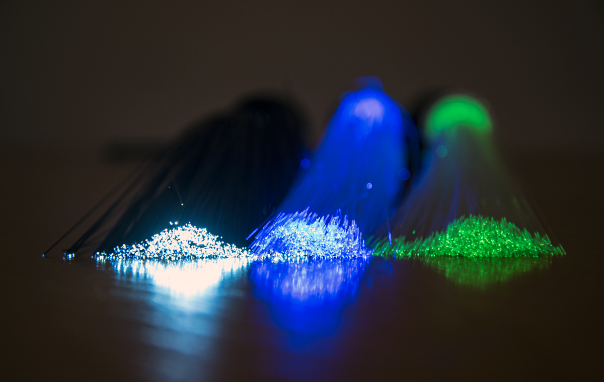 Fiber Optic Light Painting Tutorial by Maria Saggese