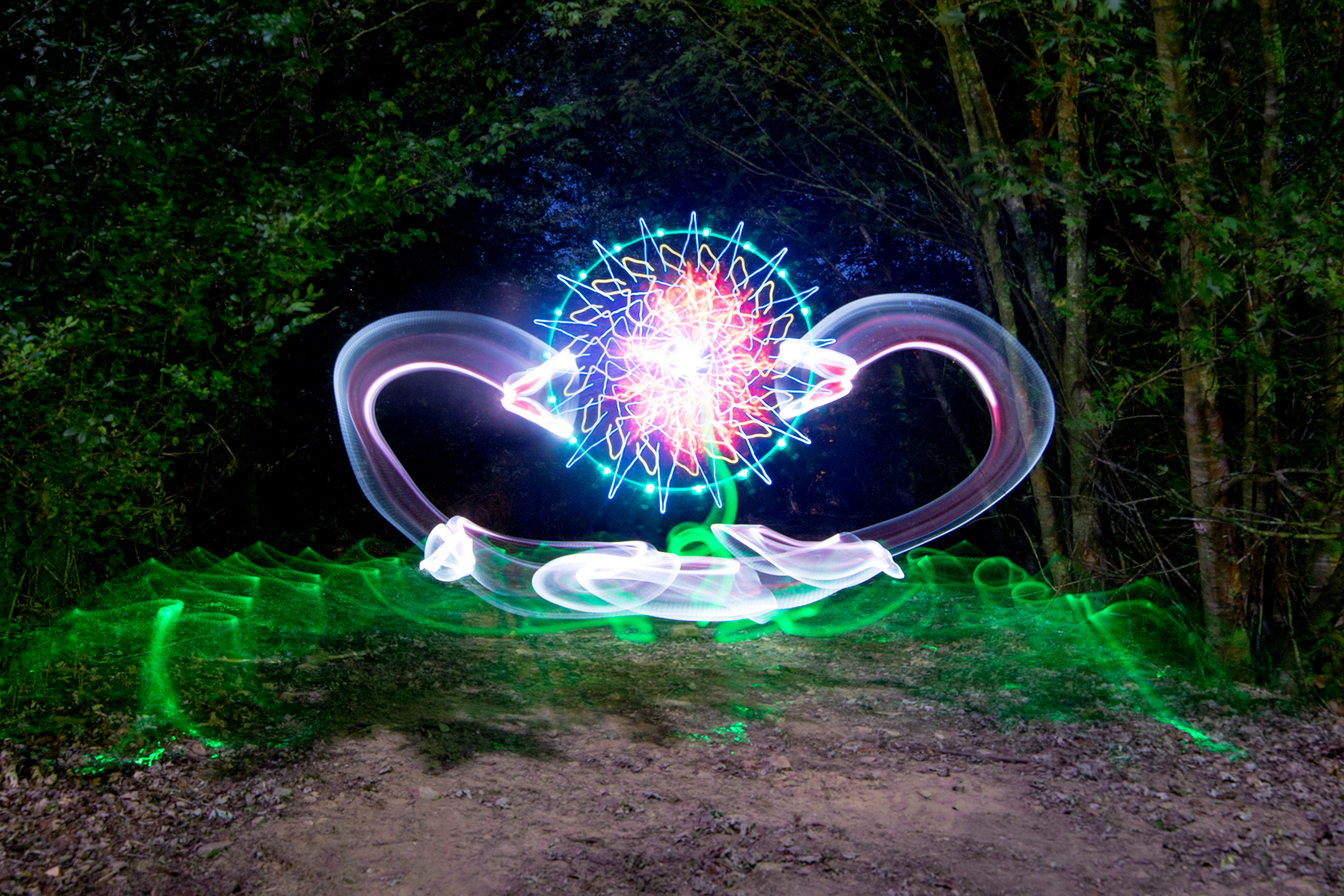 Light Painting Photography Vlog 29 Light Painting Photography