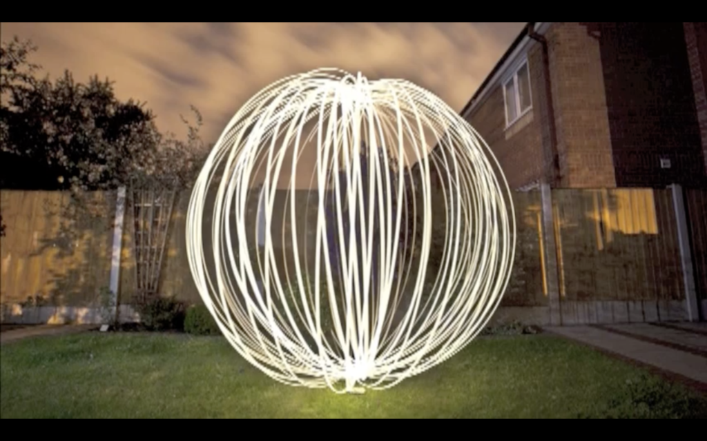 Light Painting Orb Tutorial by Nocturne