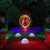 Orb Light Painting Photography
