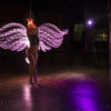 Light Painting Wing Contest
