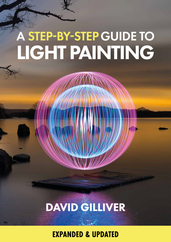 Light Painting Book Cover