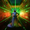 Light Painting With Lasers Kim Von Coels