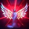Light Painting With Wings Kim Von Coels 02