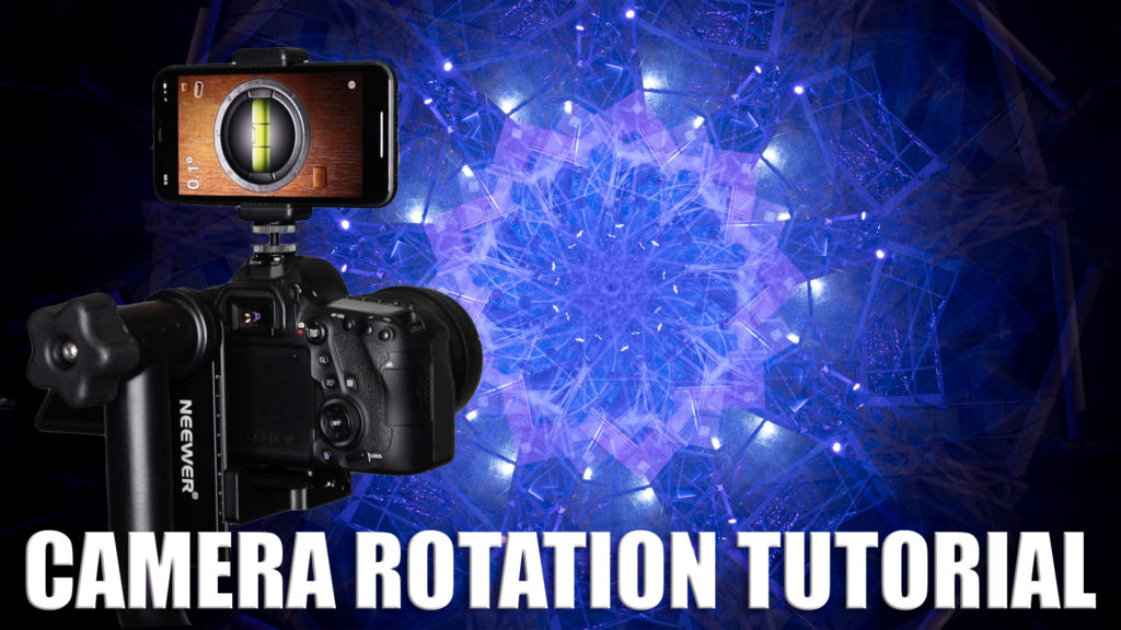 Camera Rotation Tutorial
