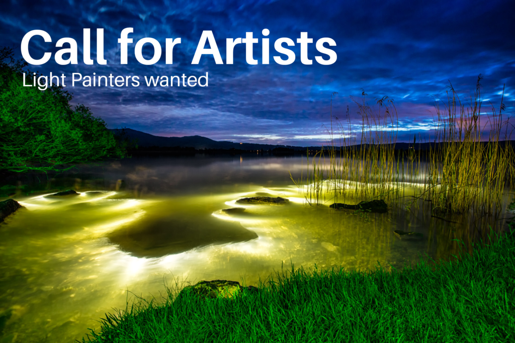 Light Painters Wanted