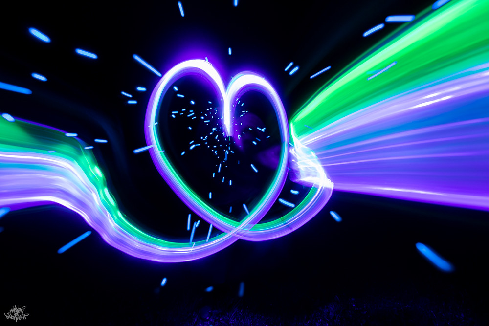 Light Painting by Frodo