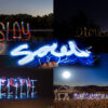 Light Painting Photography Images