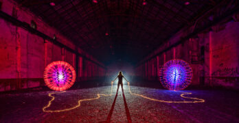 Light Painting Photography Contest 06